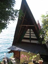 Batak House at Reggae Guesthouse