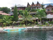 Samosir Cottages Lake Toba